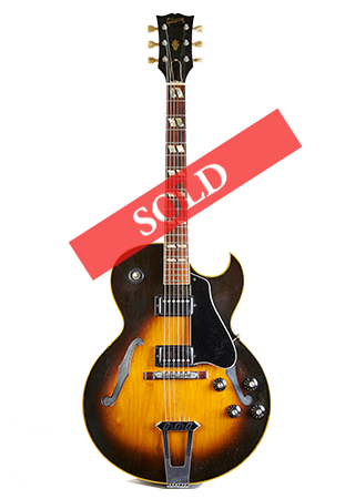 1980 Gibson ES175 Guitar Small SOLD
