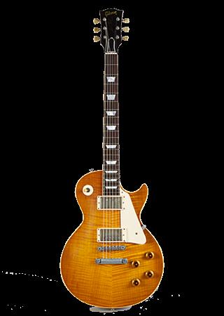 2002 Gibson Les Paul Standard 1958 Reissue