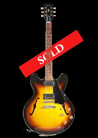 2008 Gibson ES335 Custom Shop