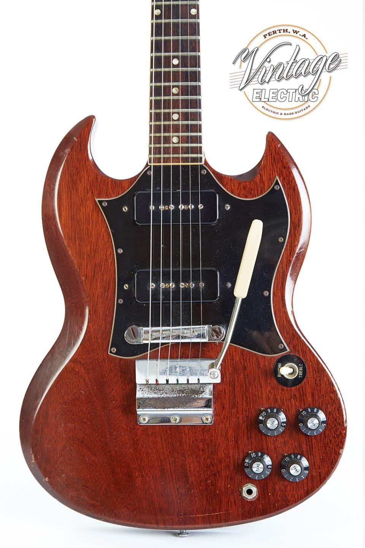 1970 Gibson SG Special Body