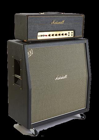 1971 Marshall 50W JMP