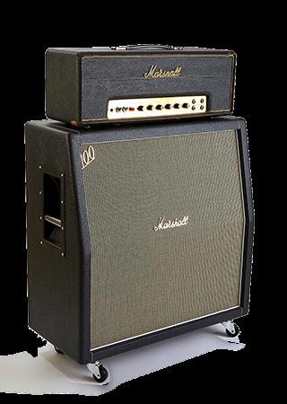 1971 Marshall 50W JMP Gold