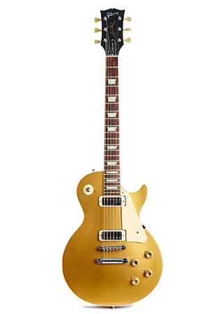 1973 Gibson Les Paul Goldtop Deluxe