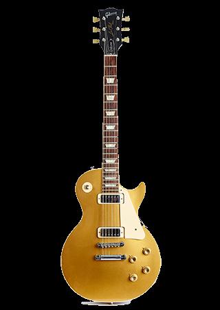 1973 Gibson Les Paul Goldtop Deluxe
