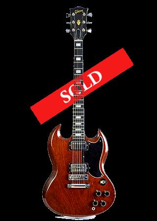 1974 Gibson SG Standard