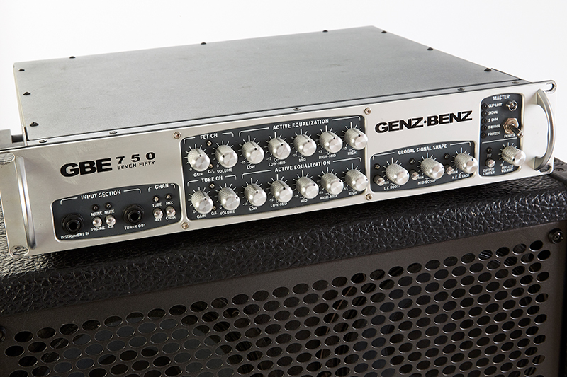 Genz Benz GBE 750 Head