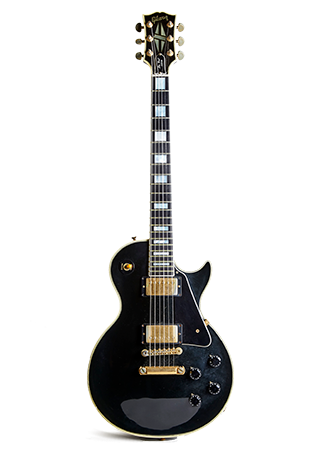 1991 Gibson Les Paul Custom Black Beauty