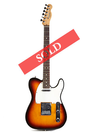 1992 Fender Telecaster Small