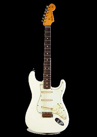 2010 Fender Stratocaster CS 1960