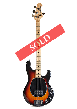 2014 Ernie Ball Musicman Sold