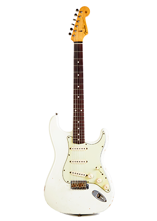 2007 Fender Stratocaster Custom Shop