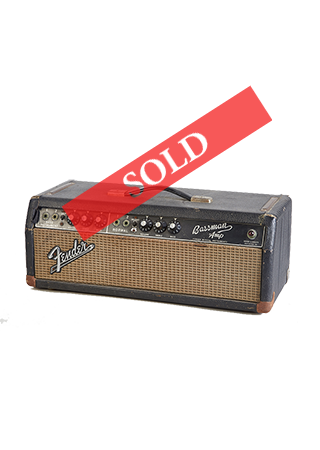 1966 Fender Bassman Sold
