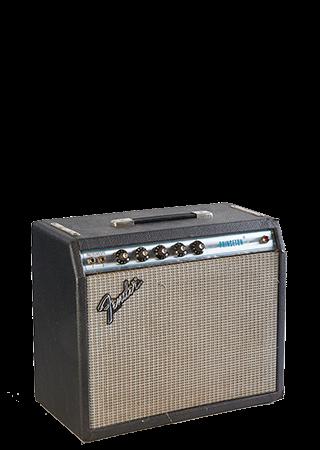 1975 Fender Princeton Amplifier