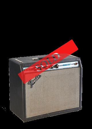 1975 Fender Princeton Sold