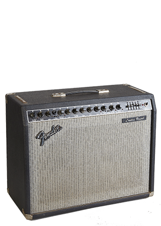 1983 London Reverb Amplifier