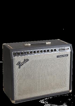 1983 London Reverb Amplifier