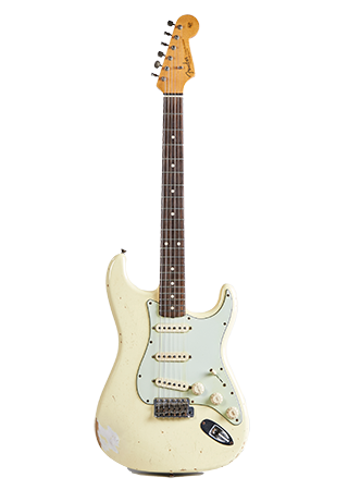 2010 Fender Stratocaster 1962 Custom Shop