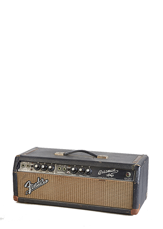 1966 Fender Bassman Amplifier