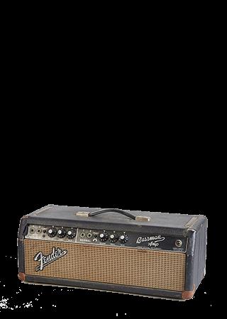 1966 Fender Bassman Amplifier