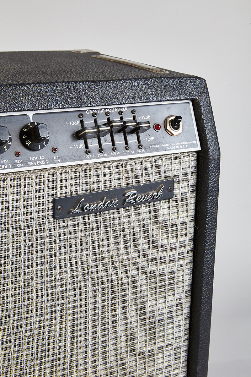 Fender London Reverb Filters