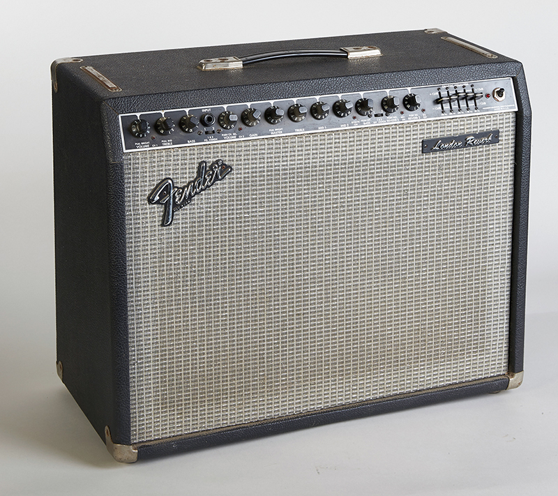 1983 Fender London Reverb Amplifier