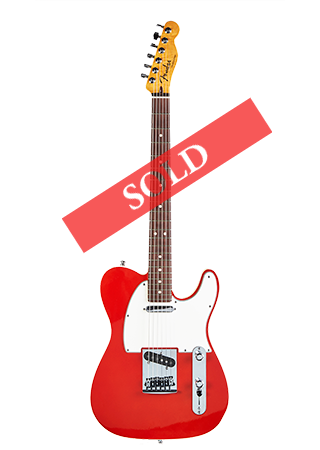 2010 Fender Deluxe Telecaster Custom Shop