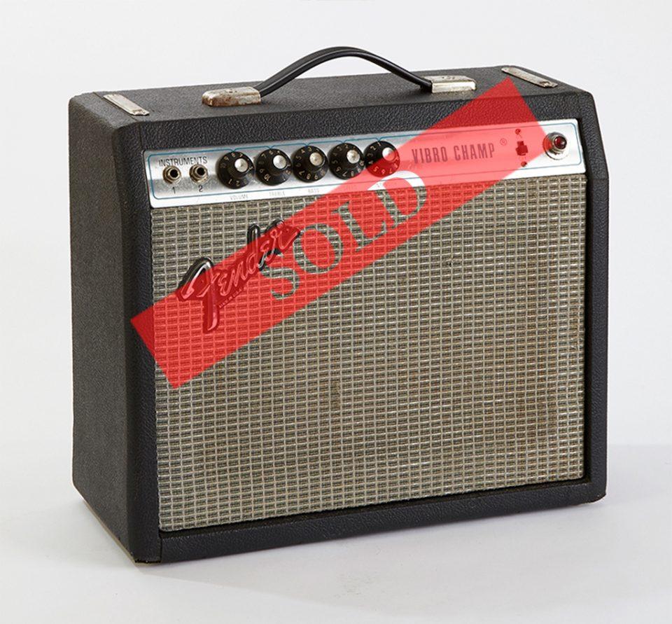1979 Fender Vibro Champ