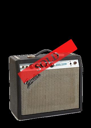 1979 Fender Vibro Champ SOLD