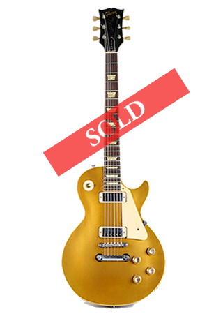 1970 Gibson Les Paul Deluxe Goldtop