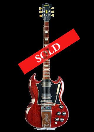 1969 Gibson SG Standard