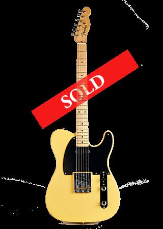 2012 Fender Telecaster 1952 Reissue