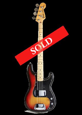 1973 Fender Precision Bass