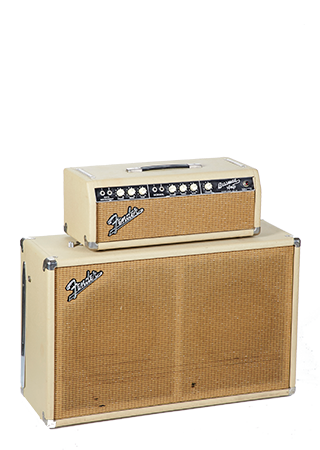 1964 Fender Bassman Blonde