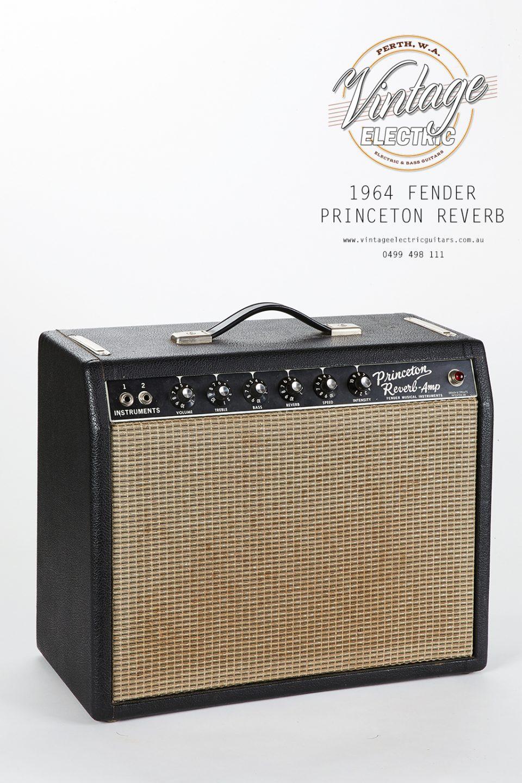 1964 Fender Princeton Reverb