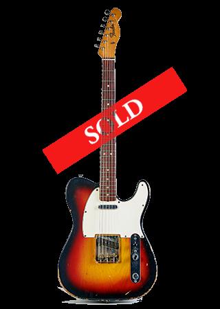 1966 Fender Telecaster Vintage Guitar