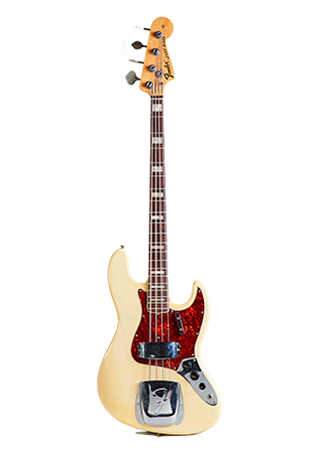 1971 Fender Jazz Blonde