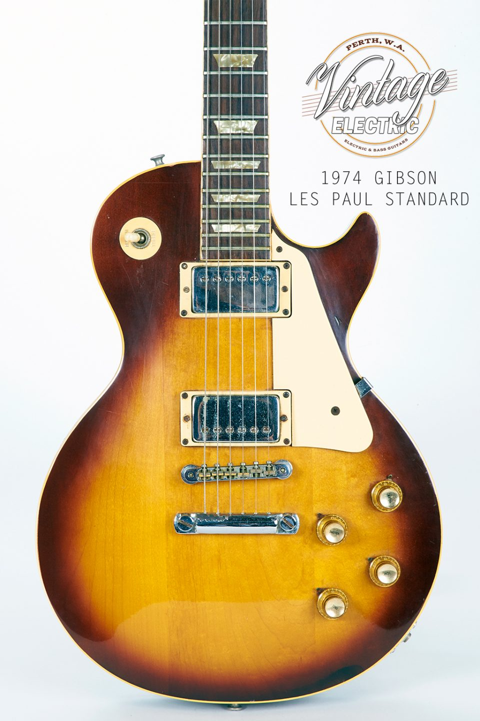 1974 Gibson Les Paul Body