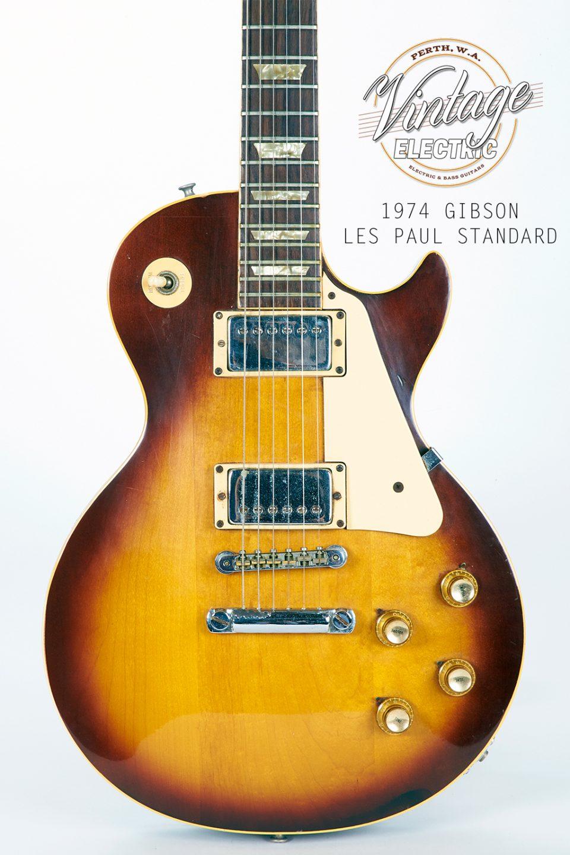 1974 Gibson Les Paul Body