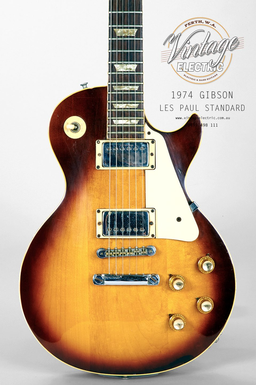 1974 Gibson Les Paul Standard Body