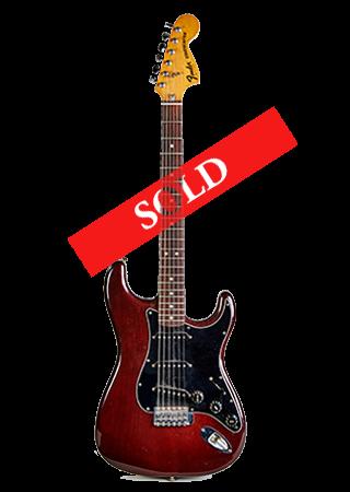 1978 Fender Stratocaster Mocha