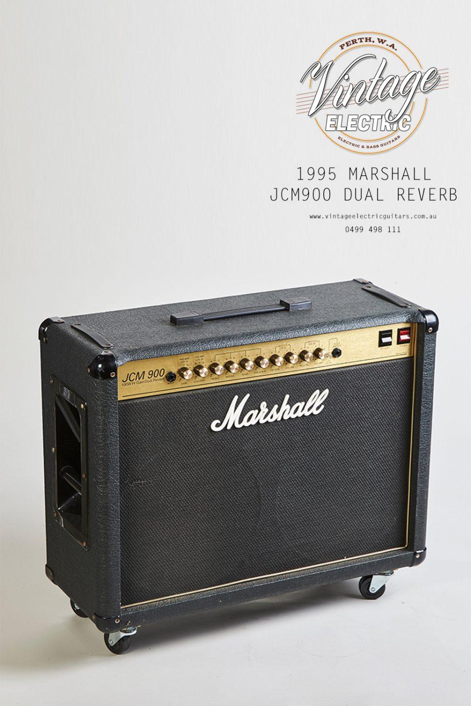 1995 Marshall JCM900 100W Dual Reverb