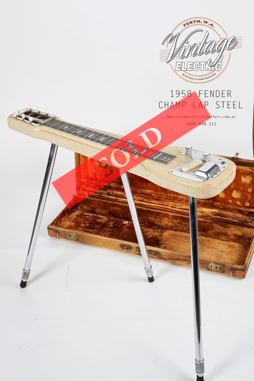 1958 Fender Champion