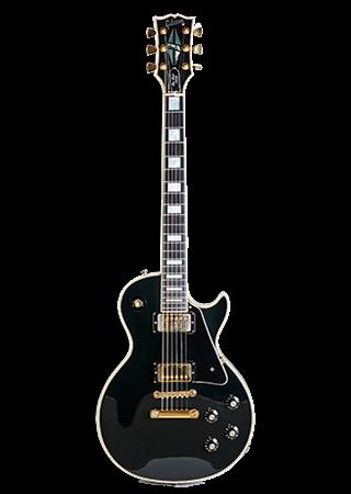 1975 Gibson Les Paul Black Beauty