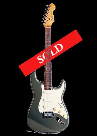 1989 Fender Stratocaster Deluxe
