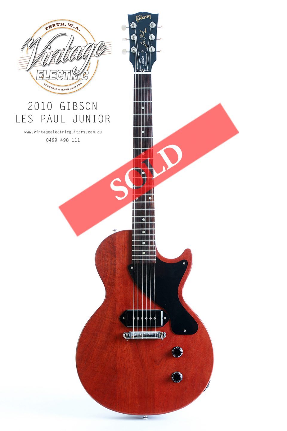 2010 Gibson Les Paul Jr