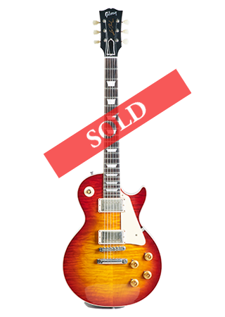 2018 Gibson Les Paul Custom Shop 1959 Reissue