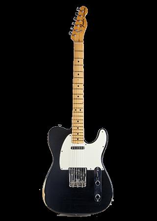 1975 Fender Telecaster Black