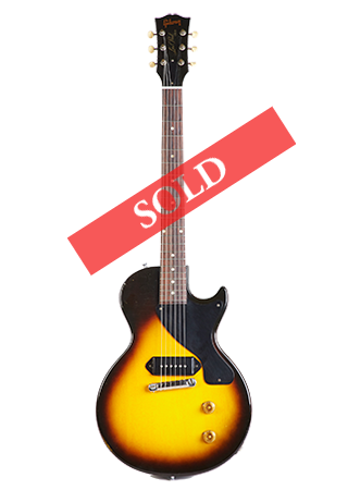 1956 Gibson Les Paul Jr Sold