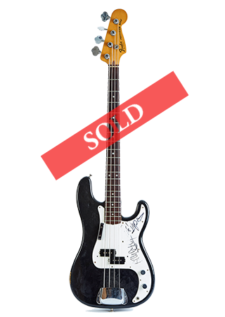 1979 Fender Precision USA Vintage Bass