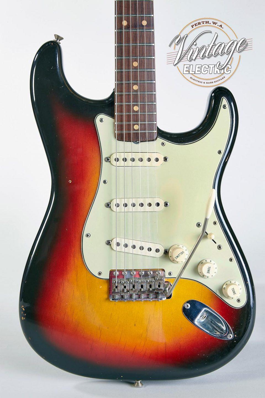 USA 1962 Stratocaster Body